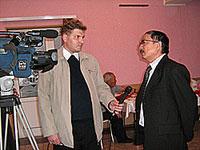 25 октября 2007 года Тувинское региональное отделение политической партии «Патриоты России» провело пресс-конференцию для представителей средств массовой информации республики Тыва по презентации предвыборной программы политической партии «Патриоты России».