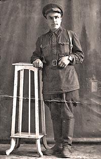 Николаев Степан Никитьевич